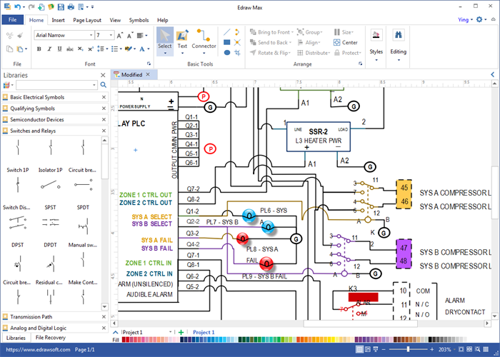 Miraculous Creating Wiring Diagrams In Visio Wiring Diagram Data Letkol Mohammedshrine Wiring Cloud Letkolmohammedshrineorg