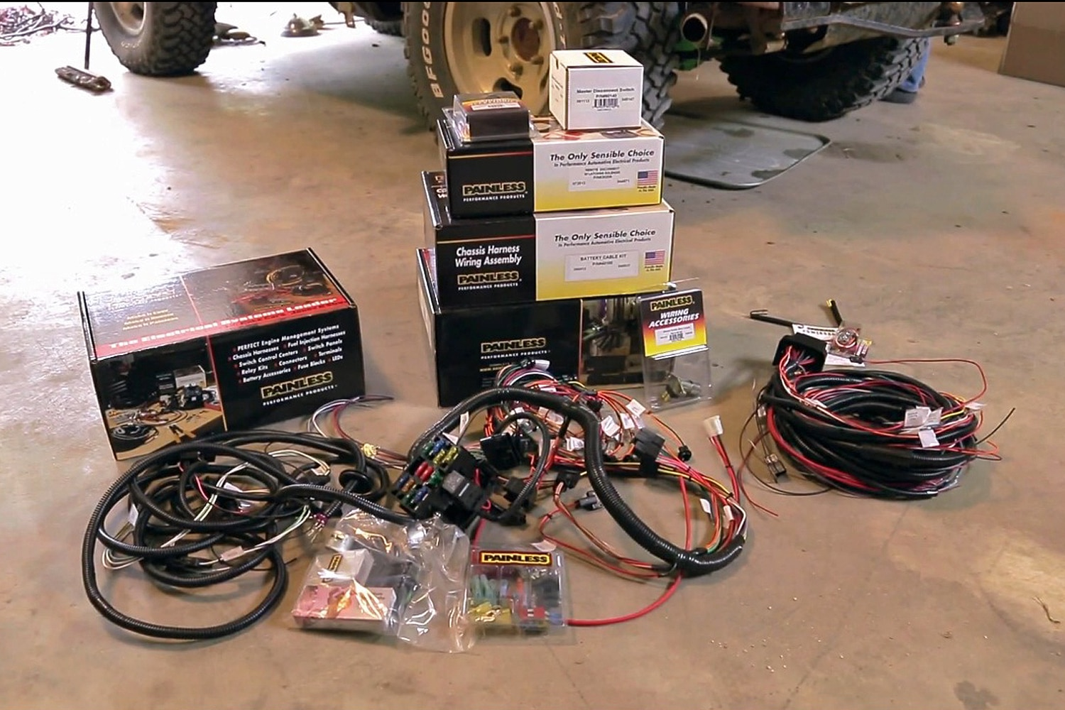 Amazing Everyone Knows That Jeep Cj7 Are Notorious For Electrical Issues So Letkol Mohammedshrine Wiring Cloud Letkolmohammedshrineorg