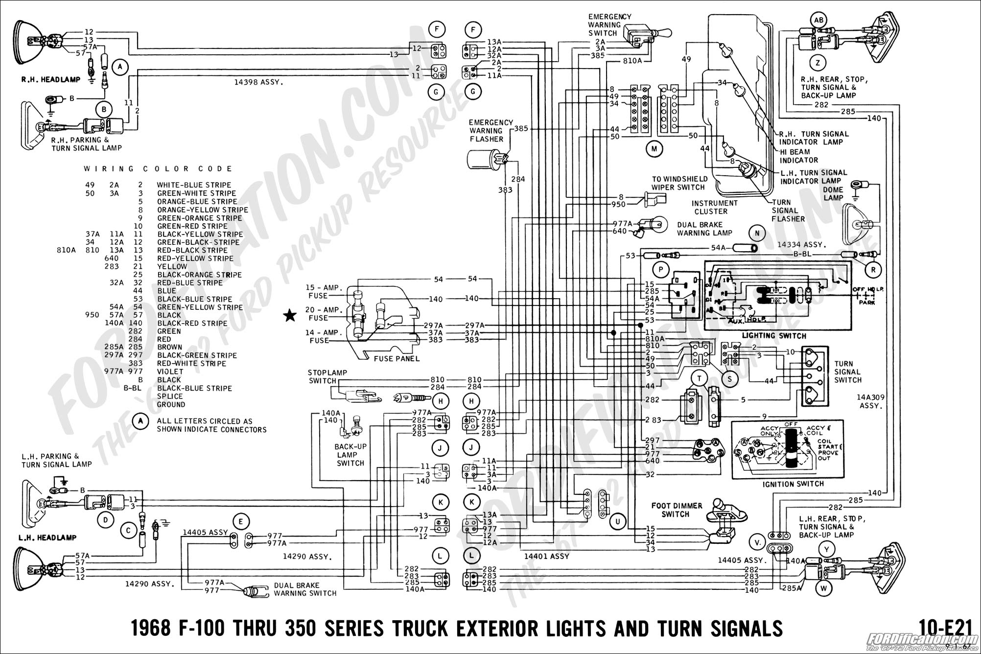 Amazing Ford Truck Technical Drawings And Schematics Section H Wiring Letkol Mohammedshrine Wiring Cloud Letkolmohammedshrineorg
