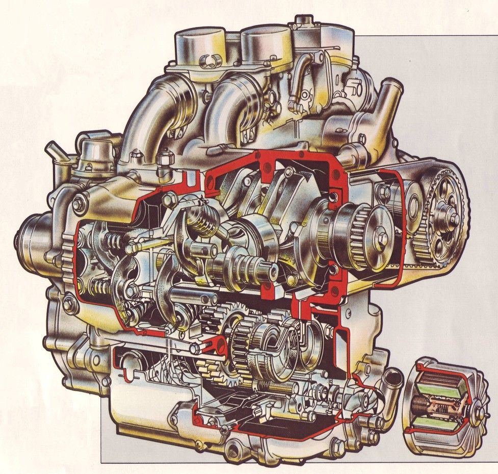 Marvelous Goldwing Engine Schematic Google Search Motos Bike Engine Letkol Mohammedshrine Wiring Cloud Letkolmohammedshrineorg