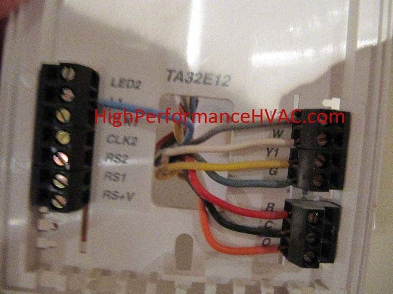 Enjoyable How To Wire A Thermostat Wiring Installation Instructions Guide Letkol Mohammedshrine Wiring Cloud Letkolmohammedshrineorg