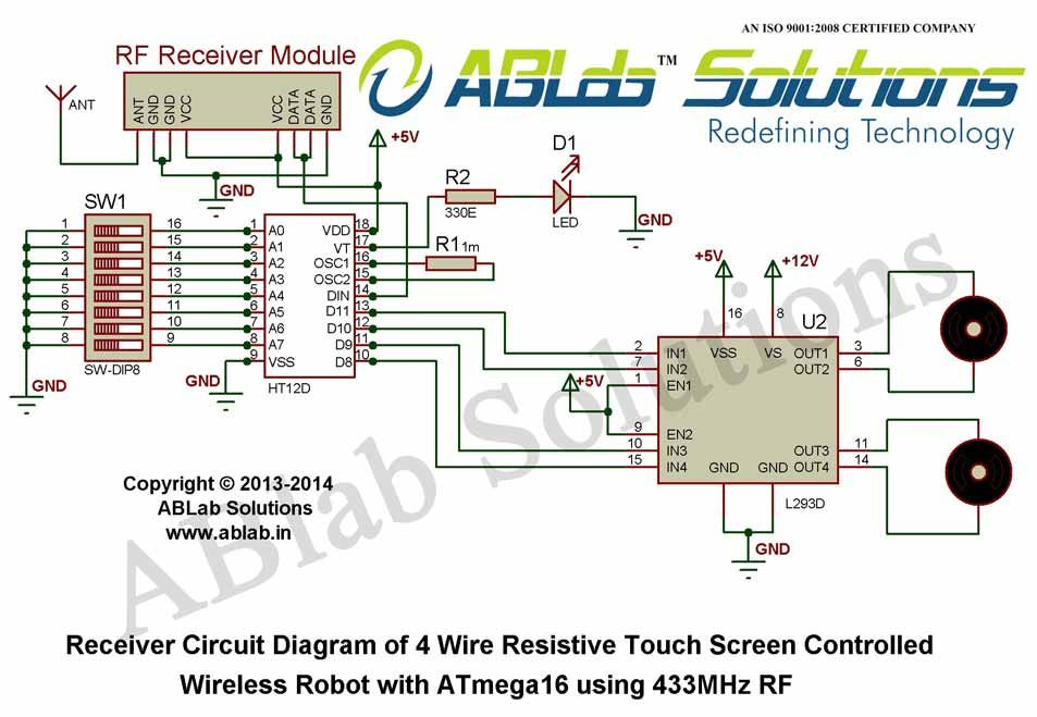 Sensational How To Design A 4 Wire Resistive Touch Screen Controlled Wireless Letkol Mohammedshrine Wiring Cloud Letkolmohammedshrineorg